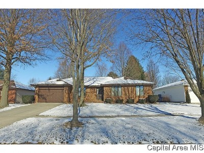 Springfield Single Family Home For Sale: 2513 Lindbergh Blvd