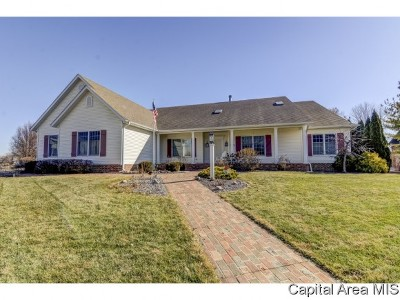Springfield Single Family Home For Sale: 3224 Falcon Pt