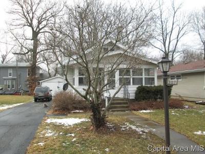 Jacksonville Single Family Home For Sale: 307 Finley St