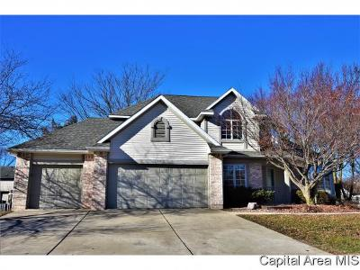 Chatham Single Family Home For Sale: 319 S Breckenridge Rd