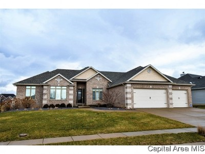 Springfield Single Family Home Pending Continue to Show: 6105 Greenwalt Dr
