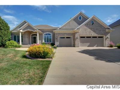 Springfield Single Family Home For Sale: 2709 Killarney Rd