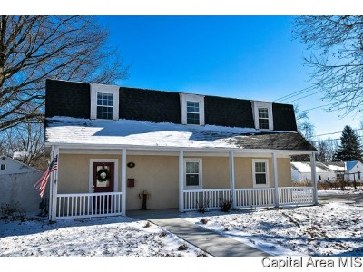 Chatham Single Family Home For Sale: 104 S State St