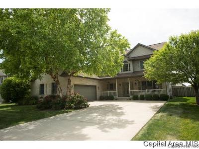 Springfield Single Family Home Pending Continue to Show: 2717 Kipling Dr