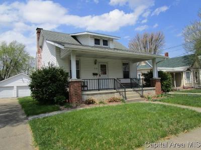 Jacksonville Single Family Home For Sale: 1215 S East St