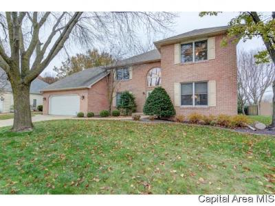 Springfield Single Family Home For Sale: 3116 Markwood Ln