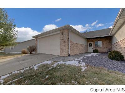 Springfield Single Family Home For Sale: 4319 Harvard Dr