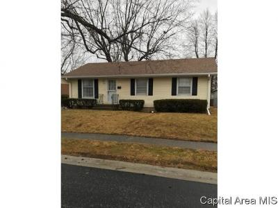 Springfield Single Family Home For Sale: 2509 Queensway Rd