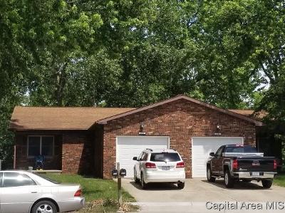 Springfield Multi Family Home For Sale: 2601-2603 Delaware Dr.