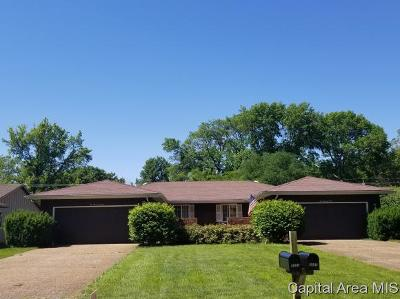 Springfield Multi Family Home For Sale: 2001-2003 Cardinal