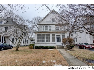 Springfield Single Family Home For Sale: 1505 S Lowell Ave