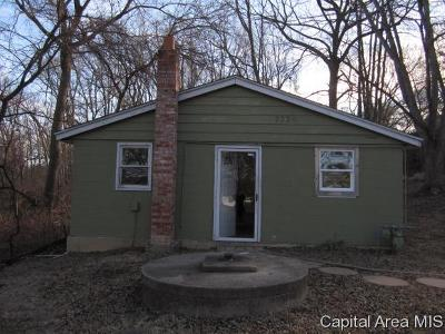 Springfield Single Family Home For Sale: 2330 N 3rd St