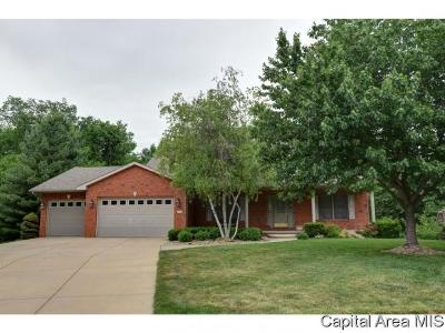 Springfield Single Family Home For Sale: 7521 Southport Ln