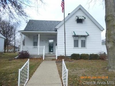 Jacksonville Single Family Home For Sale: 1221 S East St