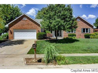 Chatham Single Family Home Pending Continue to Show: 407 Dover Court