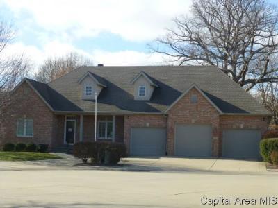 Springfield Single Family Home For Sale: 3116 Ironoak Circle