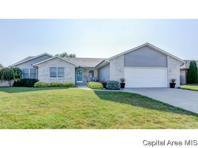 Chatham Single Family Home For Sale: 516 Pleasant Ct