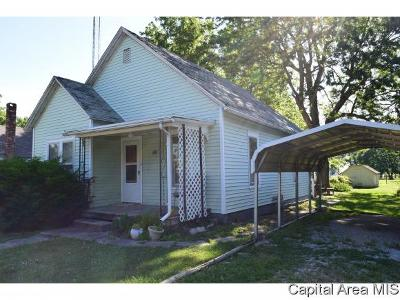 Girard Single Family Home For Sale: 208 N McKinley St