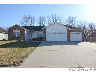 Sherman IL Single Family Home For Sale: $269,900
