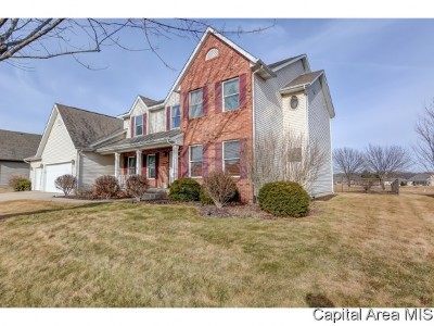 Springfield Single Family Home For Sale: 2701 Westport Dr