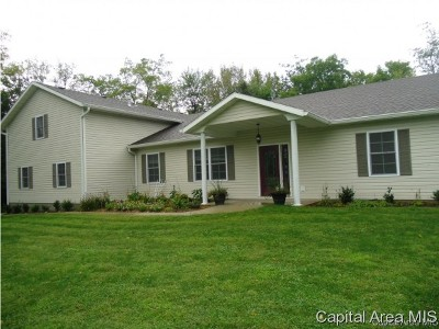 Jacksonville Single Family Home For Sale: 1635 Old Highway 67