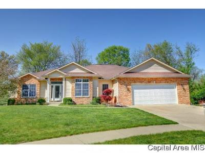 Springfield Single Family Home For Sale: 4219 Osage Rd