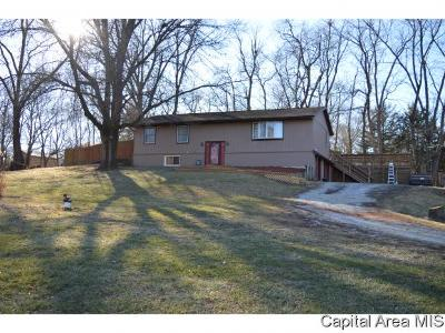 Springfield Single Family Home For Sale: 3861 Shaler Rd