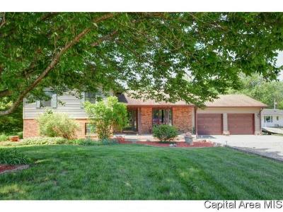 Petersburg Single Family Home For Sale: 808 Poplar Dr