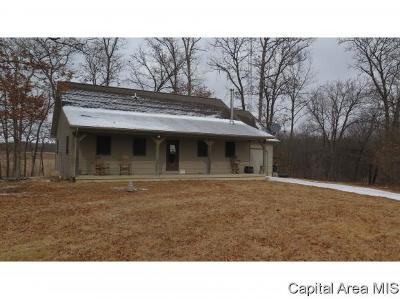 Franklin Single Family Home For Sale: 35574 Gobbler Hill Rd