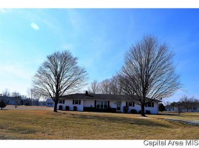 Athens Single Family Home For Sale: 14517 Prairie Trl