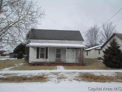 Franklin Single Family Home For Sale: 103 Wyatt St