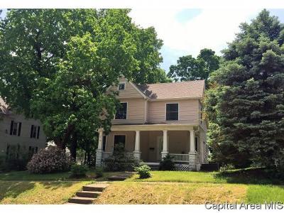 Rochester Single Family Home For Sale: 214 E Main St