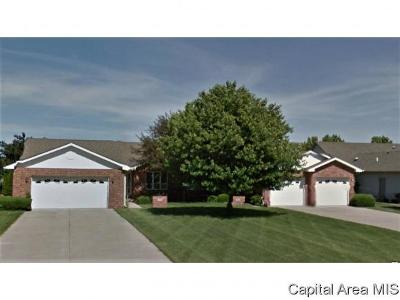 Springfield Single Family Home For Sale: 7014-7016 Piper Glen Dr
