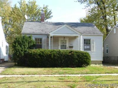 Springfield Single Family Home For Sale: 2136 S 13th Street