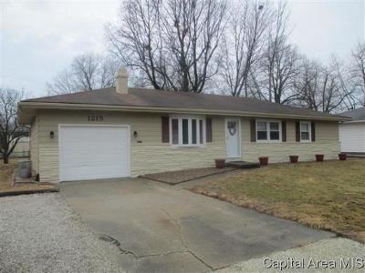 Jacksonville Single Family Home For Sale: 1215 Maple St