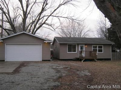 Springfield Single Family Home For Sale: 3337 Donna St