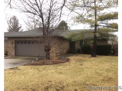 Springfield Single Family Home For Sale: 3506 Fenton