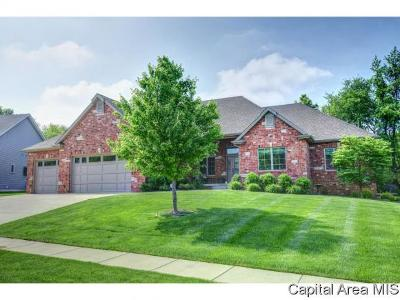 Springfield Single Family Home For Sale: 3816 Calla Lily Ln
