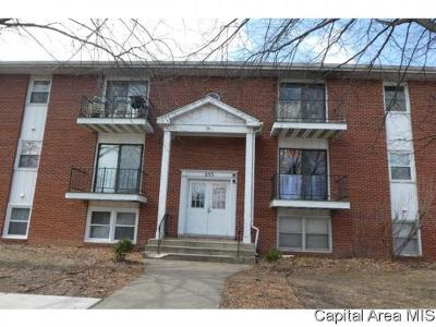Springfield Single Family Home For Sale: 255 S Durkin Drive Unit 3