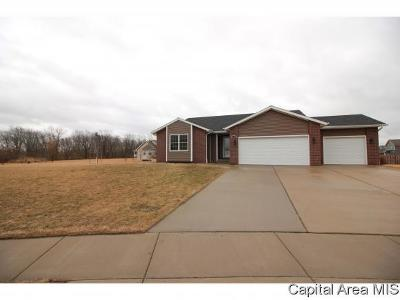 Sherman Single Family Home Pending Continue to Show: 890 Cornsilk