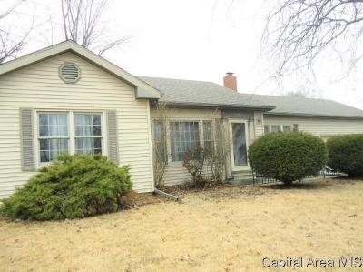 Jacksonville IL Single Family Home Pending Continue to Show: $84,900
