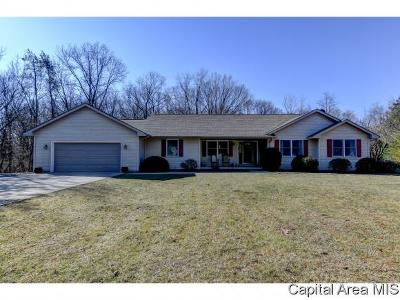 Athens Single Family Home For Sale: 24011 Burr Oaks Ln