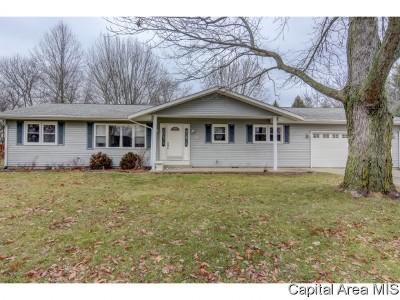 Auburn Single Family Home For Sale: 3 Prairie St