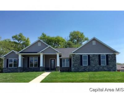 Chatham Single Family Home For Sale: 1900 Fieldstone Court