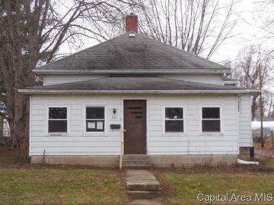 Virginia Single Family Home For Sale: 221 S Morgan