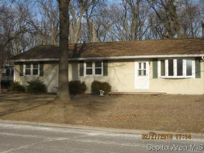 Riverton Single Family Home For Sale: 21 Holiday Ln
