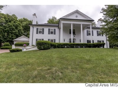 Springfield Single Family Home For Sale: 1631 Leland