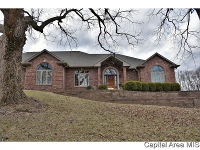 New Berlin Single Family Home For Sale: 7025 W Iles Av.