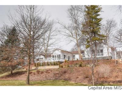 Springfield Single Family Home For Sale: 1433 Williams Blvd