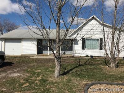 Jacksonville IL Single Family Home Pending Continue to Show: $71,000